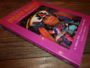 画像2: 古洋書 「SANTA・FE・INDIAN・MARKET」 1993年発行