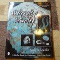 ギフトアイテム15〜 洋書 「Turquoise Jewelry」 初版1990年発行ペーパーブック