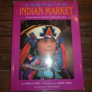 画像1: 古洋書 「SANTA・FE・INDIAN・MARKET」 1993年発行