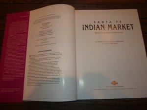 画像3: 古洋書 「SANTA・FE・INDIAN・MARKET」 1993年発行