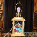 ズニ ペイント ウッド製ディスクランプ