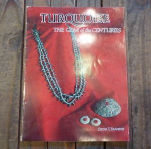 画像1: 古洋雑誌 「TURQUOISE THE GEM of the CENTURIES」 1975年発行