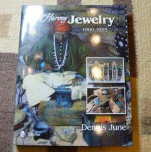 画像1: ギフトアイテム40〜 洋書 「Fred Harvey Jewelry 1900-1955」 2013年発行ハードブックカバー付き