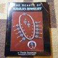 ギフトアイテム15〜 洋書 「The Beauty of Navajo Jewelry」 1997年発行ペーパーブック
