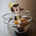 ズニ Paula・Leekity インレイ 全身ピノキオ バングル約15〜16cm用