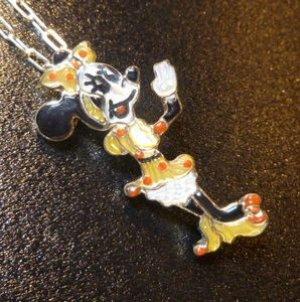 画像1: ズニ Andrea&Shirley・Lonjose 全身ミニーマウス ピンブローチ&TOP