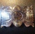ホピ Jason・Takala オーバレイ シルバー&14Kゴールドメイズ ケトー型バックル1・1/2インチ幅