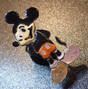 画像1: ズニ Andrea・Lonjose 全身ミッキーマウス リング12・5号