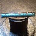 ズニ Gloria・Tucson インレイ ブルーターコイズ バングル約15〜16cm用