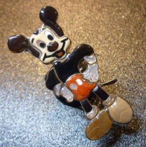 画像1: ズニ Andrea・Lonjose 全身ミッキーマウス リング17号