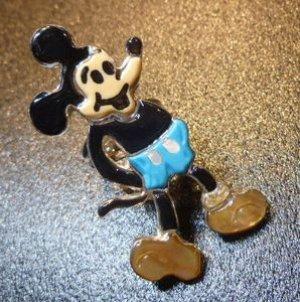 画像1: ズニ Andrea・Lonjose 全身ミッキーマウス リング14号