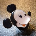 ズニ Don・Dewa インレイ フェイス ミッキーマウス リング16・5号