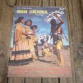 洋古雑誌 アリゾナハイウェイ別冊? 「INDIAN CEREMONIAL MAGAZINE」 1957年発行 ペーパーブック