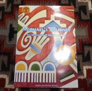 画像1: 新品洋書 2013年発行 Michael・Kabotie(Lomawywesa) ソフトブック洋書