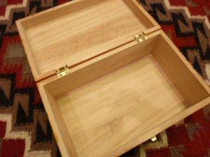画像4: ホピ Ryan・Yavia ペイント ウッド製小物入れBOX