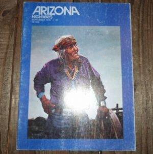 画像1: 洋古雑誌 アリゾナハイウェイ 1978年9月号