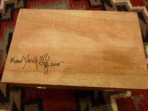 画像3: ホピ Ryan・Yavia ペイント ウッド製小物入れBOX