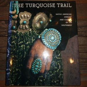 画像1: 古洋書 「THE・TURQUOISE・TRAIL」 1993年発行